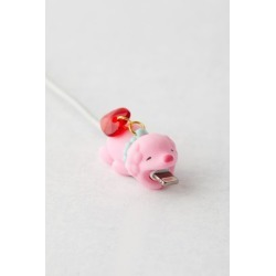 Jewel Cable Bite - Pink at Urban Outfitters