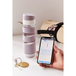 Bellabeat Spring Smart Water Bottle - Grey at Urban Outfitters