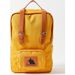Adventurist Backpack Co. UO Exclusive Classic Backpack - Yellow at Urban Outfitters