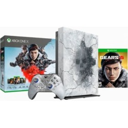 Xbox One X Gears Of War Video Game 5 And 1TB Limited Edition Console Bundle - Assorted at Urban Outfitters