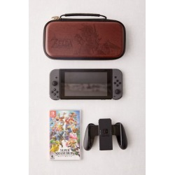 Nintendo Switch Console And Super Smash Brothers Bundle - Assorted at Urban Outfitters