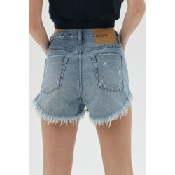 One Teaspoon Outlaws Mid-Length Denim Short - Salty Dog found on MODAPINS from Urban Outfitters (US) for USD $69.99