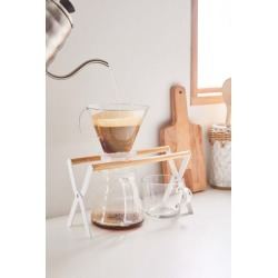 Coffee Dripper Stand - White at Urban Outfitters