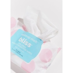 Bliss Makeup Melt Oil-Free Makeup Remover Wipes found on MODAPINS from Urban Outfitters (US) for USD $3.00