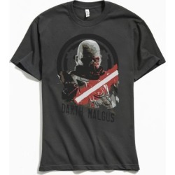 Star Wars Darth Malgus Tee - Grey S at Urban Outfitters