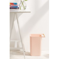 Como Trash Can - Pink at Urban Outfitters found on Bargain Bro India from Urban Outfitters (US) for $24.00