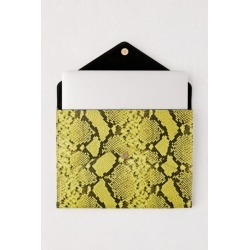 Sonix Python Laptop Clutch Case - Animal M at Urban Outfitters