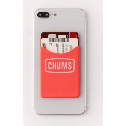 Chums The Keeper Card Case - Pink at Urban Outfitters