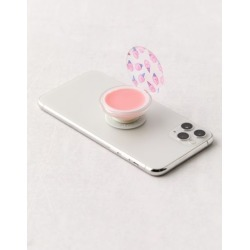 PopSockets PopGrip Lip Balm Swappable Phone Stand - Pink at Urban Outfitters