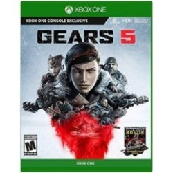 Xbox One Gears 5 Video Game - Assorted ALL at Urban Outfitters