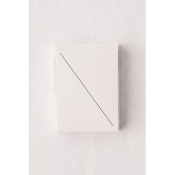 Areaware Minim Playing Card Deck - White at Urban Outfitters