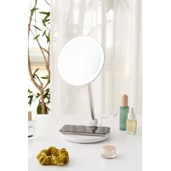 Wireless Charging Hub LED Vanity Mirror