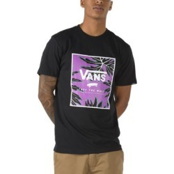 Vans Print Box T-Shirt (Black/Mesa Verde Floral) found on Bargain Bro India from Vans for $24.00