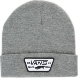 3adc638b Vans Milford Beanie (Heather Grey) found on MODAPINS from Vans for USD  $20.00