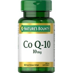 Nature's Bounty Nature's Bounty Co Q-10 10mg-60 Rapid Release Softgels
