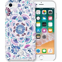 Vera Bradley Flexible Phone Case 6/6S/7/8, Blue, Bramble found on Bargain Bro Philippines from Vera Bradley for $34.00