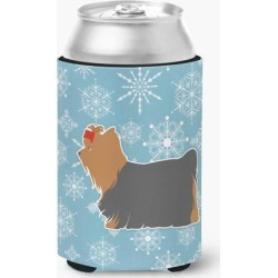 Winter Snowflake Yorkshire Terrier Yorkie Can or Bottle Hugger BB3534CC found on Bargain Bro India from Newegg Canada for $21.36