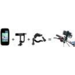 Aryca Aricase Bike Mount Kit Black