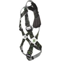 HONEYWELL MILLER RDT-QC/UBK Full Body Harness, 400lb Harness, Black/Gry found on Bargain Bro India from Newegg Canada for $319.26