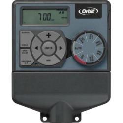 Orbit 57596 Dual 6-Station Easy-Dial Sprinkler Timer