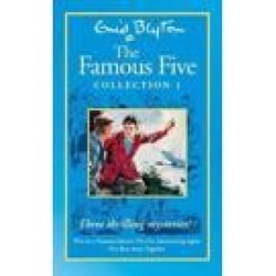 TESCO Famous Five Collection 1 (1-3)