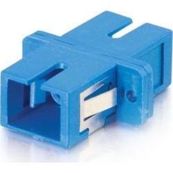 C2G 17437 SC/SC F/F Simplex Fiber Coupler found on Bargain Bro India from Newegg for $14.99