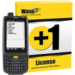Wasp 633808342203 HC1 Mobile Computer + Additional Mobile Device License IC