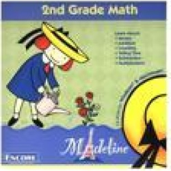Encore Software 34302 Madeline 2nd Grade Math