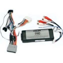 PAC Amplifier Integration Interface for Chrysler