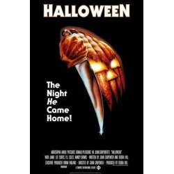 HALLOWEEN MOVIE POSTER Classic Horror Poster, Size 24x36 found on Bargain Bro India from Newegg Business for $21.92
