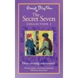 TESCO Secret Seven Collection 1 (1-3)