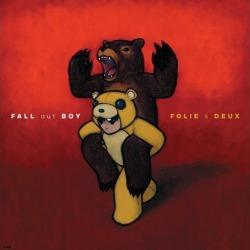 Fall Out Boy Folie A Deux poster wall art home decor photo print 24x24' inches