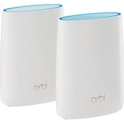 NETGEAR Orbi Whole Home Mesh Wi-Fi System - Wi-Fi Router and Single Satellite Extender with Speeds Up to 3 Gbps Over 5,000 sq. ft, AC3000 (RBK50) found on Bargain Bro India from Newegg Canada for $354.82