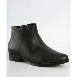 Bota Feminina Cano Curto Vizzano 3050118 found on Bargain Bro India from marisa.com.br for $34.30