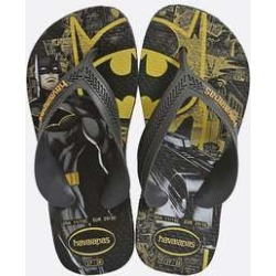 Chinelo Havaianas Infantil Batman Kids Max Heróis found on Bargain Bro India from marisa.com.br for $17.64