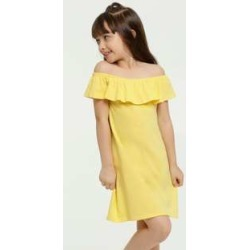 Vestido Infantil Ombro a Ombro Textura Marisa found on Bargain Bro India from marisa.com.br for $19.60