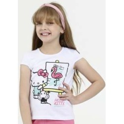 Conjunto Infantil Estampa Hello Kitty Glitter Sanrio found on Bargain Bro India from marisa.com.br for $19.60