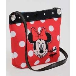 Bolsa infantil Transversal Estampa Minnie Disney found on Bargain Bro from marisa.com.br for USD $9.68