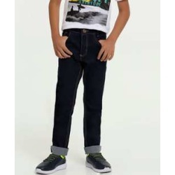 Calça Infantil Jeans Bolsos Stretch found on Bargain Bro Philippines from marisa.com.br for $27.44