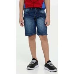 Bermuda Infantil Jeans MR