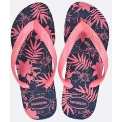 Chinelo Havaianas Feminino Color Floral found on Bargain Bro Philippines from marisa.com.br for $9.80
