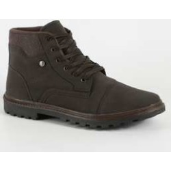 Bota Masculina Coturno Atlanta Ollie found on Bargain Bro India from marisa.com.br for $29.40