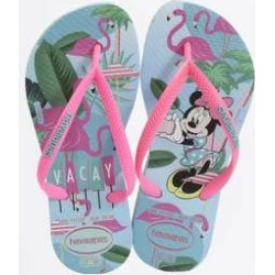 Chinelo Havaianas Infantil Kids Estampa Minnie found on Bargain Bro India from marisa.com.br for $17.64