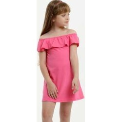 Vestido Infantil Ombro a Ombro Textura Marisa found on Bargain Bro India from marisa.com.br for $9.80