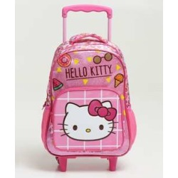 Mochila Infantil Escolar Rodinha Hello Kitty Xeryus found on Bargain Bro India from marisa.com.br for $73.48