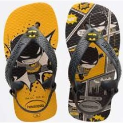 Sandália Havaianas Infantil Estampa Batman found on Bargain Bro India from marisa.com.br for $16.17