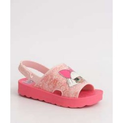 Sandália Infantil Lol Hit Collection Grendene Kids found on Bargain Bro India from marisa.com.br for $24.50