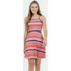 Vestido Juvenil Listrado Alças Finas Marisa found on Bargain Bro Philippines from marisa.com.br for $19.60