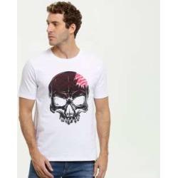 Camiseta Masculina Estampa Caveira Manga Curta MR found on Bargain Bro India from marisa.com.br for $12.74