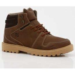Bota Masculina Coturno Tratorada found on Bargain Bro India from marisa.com.br for $34.30
